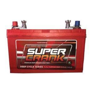 Super Crank Deep Cycle Dual Purpose MF Battery DCNS70