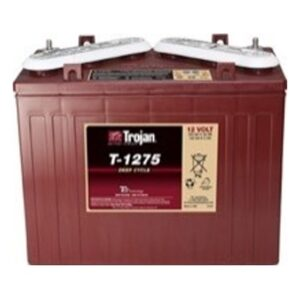 Trojan T1275 12V Deep Cycle Wet Battery
