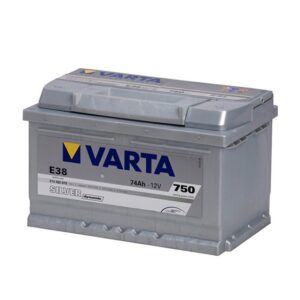 Varta E38 Silver MF Battery