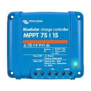 Victron BlueSolar MPPT 75/15 Solar Controller