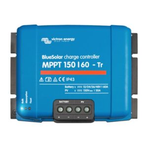 Victron SmartSolar MPPT 150/60-Tr Bluetooth Solar Controller