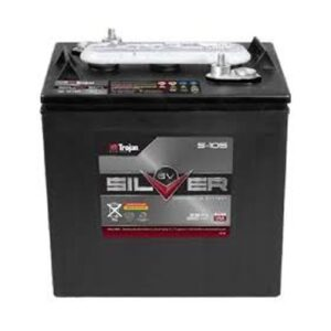 Trojan S105 6V Deep Cycle Wet Battery