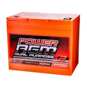 Power AGM Dual Purpose Battery NPCDP-135L