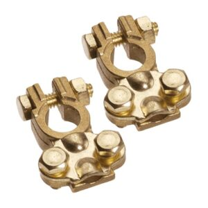 Projecta Brass Battery Terminal Saddle Small BT36-10