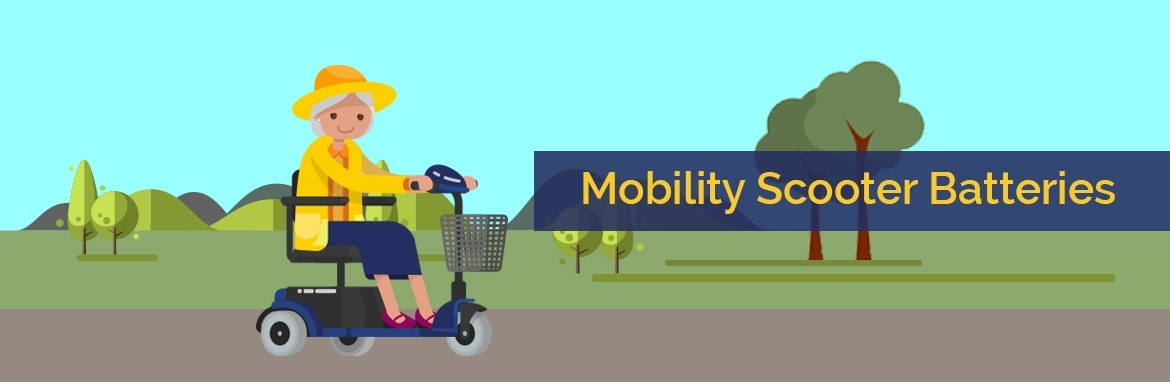 Mobility Scooter Batteries Brisbane