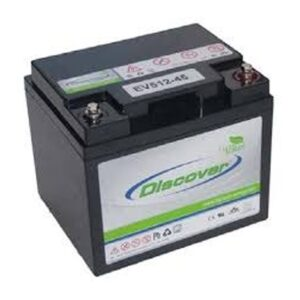 Discover AGM-EV Traction Dry Cell Battery EV512A-4