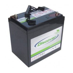 Discover AGM-EV Traction Dry Cell Battery EVGC6A-A