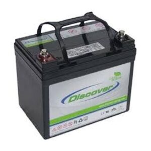 Discover AGM EV Traction Dry Cell Battery EVU1A-A