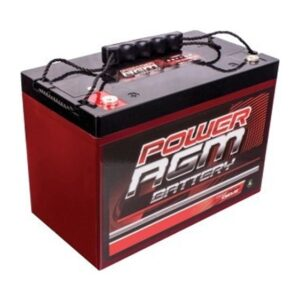 Power AGM Deep Cycle Battery NPC-110 12V 110Ah
