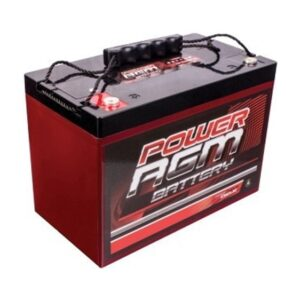 Power AGM Deep Cycle Battery NPC-135 12V 135Ah