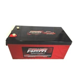 Power AGM Deep Cycle Battery NPV-270 12V 270Ah