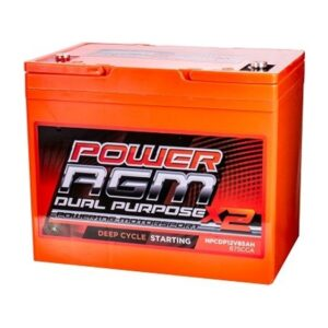 Power AGM Dual Purpose Battery NPCDP-110L