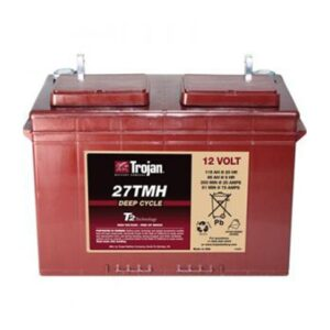 Trojan 27TMH 12V Deep Cycle Wet Battery