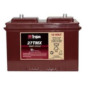 Trojan 27TMX 12V Deep Cycle Wet Battery