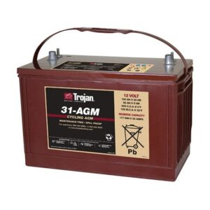 Trojan 31 AGM 12V Deep Cycle AGM Battery