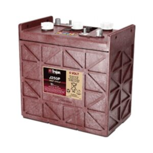 Trojan J250P 6V Deep Cycle Wet Battery