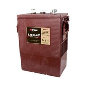 Trojan L16G 6V Deep Cycle Wet Battery