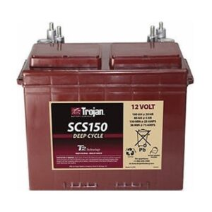 Trojan SCS150 12V Deep Cycle Wet Battery