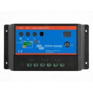 Victron BlueSolar PWM-Light Charge Controller 12/24-10A