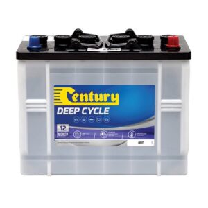 Century Deep Cycle Flooded Battery 89T