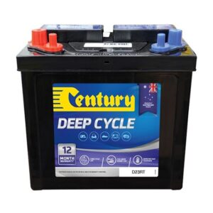 Century Deep Cycle Flooded Battery D23RT
