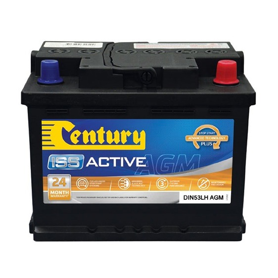 Century ISS Active AGM Battery