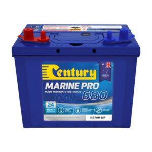 Century Marine Pro 680 MF Battery