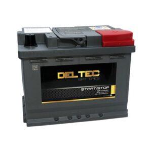 Deltec Start Stop AGM Battery DEL-55H AGM