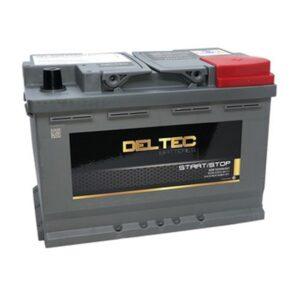 Deltec Start Stop AGM Battery DEL-66H AGM