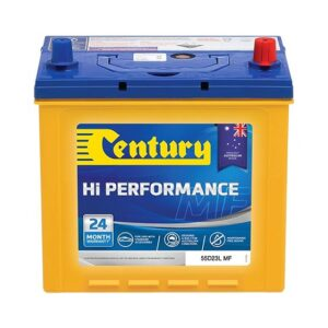 Century Hi Performance Battery 55D23L MF