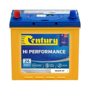 Century Hi Performance Battery 55D23R MF