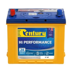 Century Hi Performance Battery 57 MF