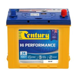 Century Hi Performance Battery 58 MF