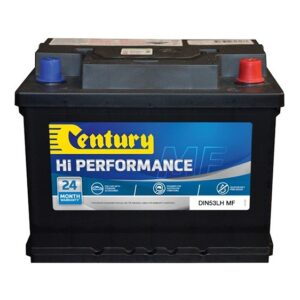 Century Hi Performance Battery DIN53LH MF