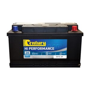Century Hi Performance Battery DIN75L MF