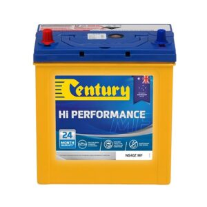 Century Hi Performance Battery NS40Z MF