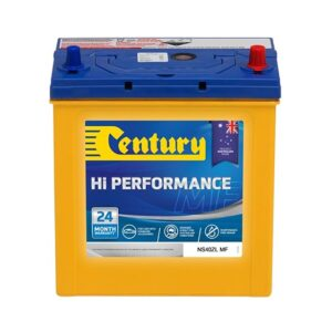 Century Hi Performance Battery NS40ZL MF