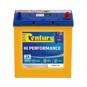 Century Hi Performance Battery NS40ZLS MF