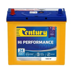 Century Hi Performance Battery NS60 MF