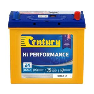 Century Hi Performance Battery NS60LS MF