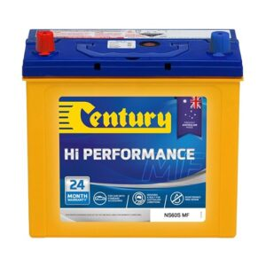 Century Hi Performance Battery NS60S MF