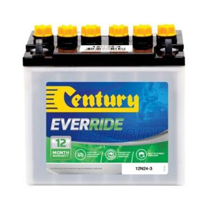 Century Mower Battery – EverRide 12N24-3