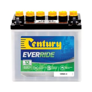 Century Mower Battery – EverRide 12N24-4