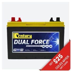 Special Offer Bonnet-Battery-24X-MF