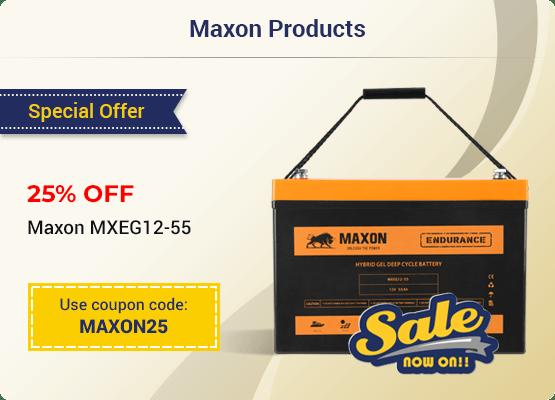 Maxon MXEG