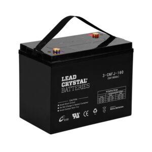 Lead Crystal 3-CNFJ-160