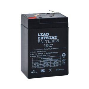 Lead Crystal 3-CNFJ-4