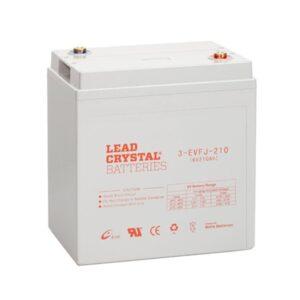 Lead Crystal 3-EVFJ-210