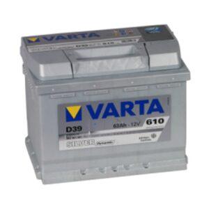 Varta Auto D39 563401