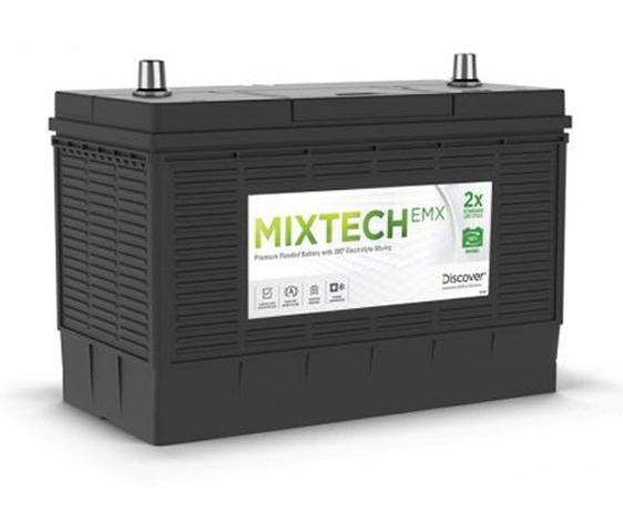 Discovery Mixtech